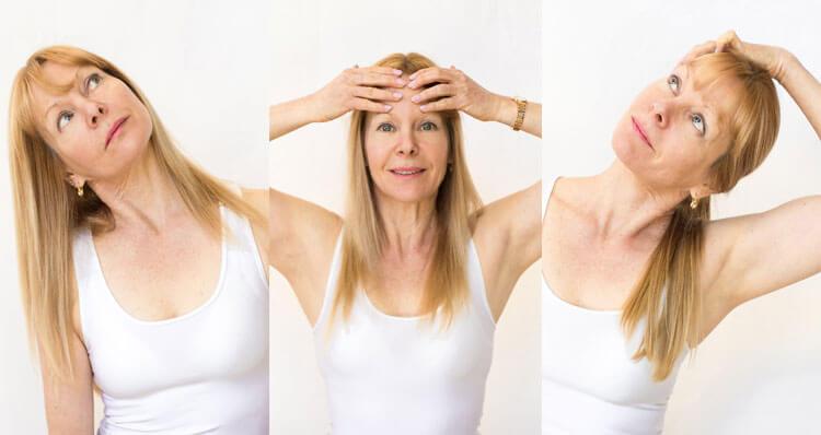 Facial Exercise Faceyoga
